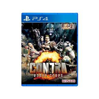 Contra: Rogue Corps para PS4