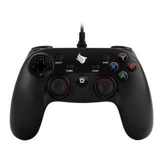 Controle Gamer Pichau GCX100 PC/PS3/Android, PG-CX100-BK