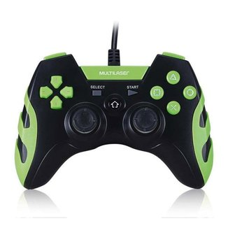 Controle Gamer Ps3/pc Multilaser