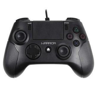 Controle Gamer PS4 / PC Warrior