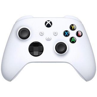 Controle Microsoft Xbox Series - Sem Fio com Bluetooth - Branco - QAS-00007