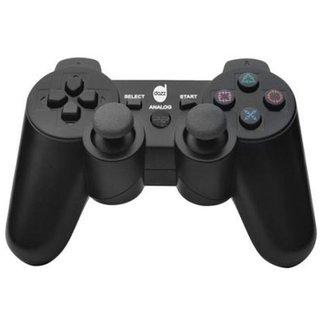 Controle Multilaser Para Ps Com Dual Shock Joypad