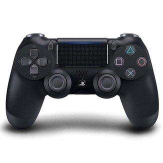 Controle PS4 Dualshock 4 Preto - Sony