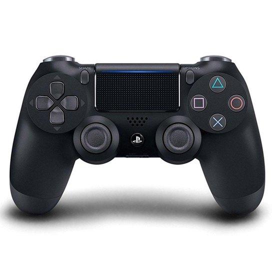 Controle PS4 Dualshock 4 Preto - Sony - Preto