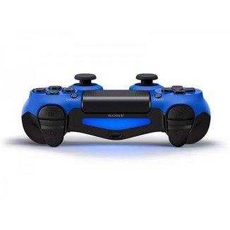 Controle PS4 Original (Dualshock 4) - Azul