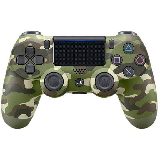 Controle PS4 sem Fio Dualshock 4 - Sony - Camuflado