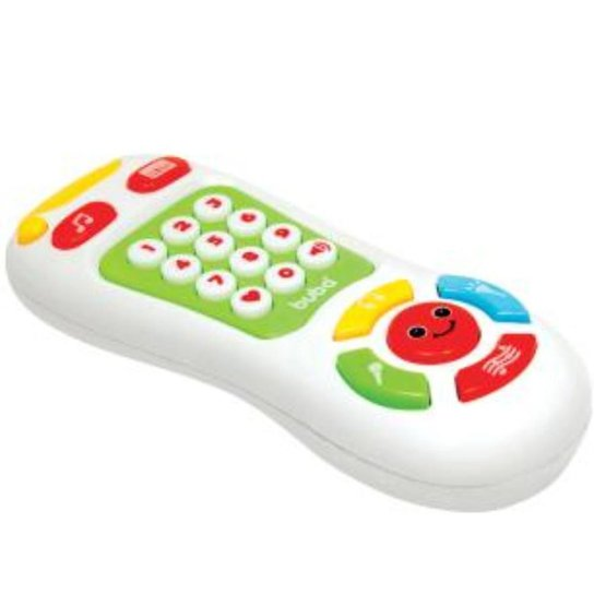 Controle Remoto Musical Buba Baby - Colorido