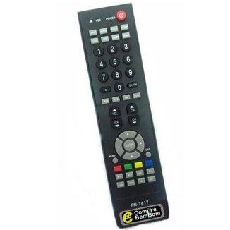 Controle Remoto Tv Lcd Semp Toshiba Sky-7417