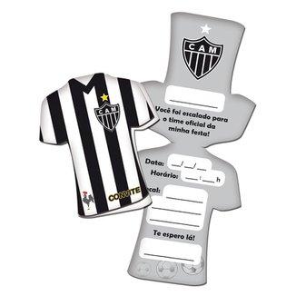 Convite Festcolor  Atlético Mineiro 8 Unidades