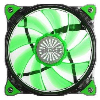 Cooler 120mm Akasa Vegas com LED Verde - AKFN091GN