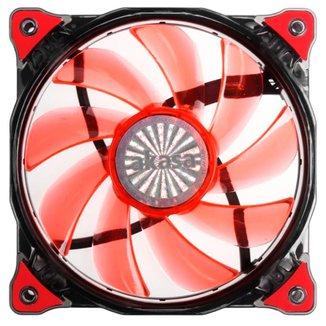 Cooler 120mm Akasa Vegas com LED Vermelho - AKFN091RD