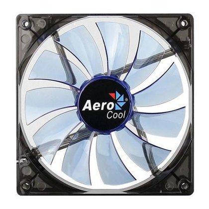 Cooler 140mm AeroCool Lightning Blue - EN51400