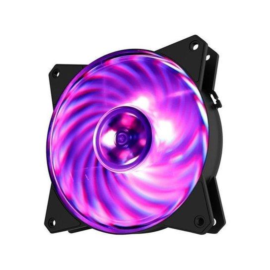 Cooler FAN Cooler RGB Master MasterFan MF120R - Preto