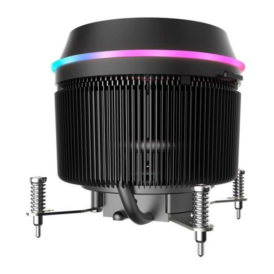 Cooler Para Processador Aigo DarkFlash Shadow Pro RGB 100MM - Preto