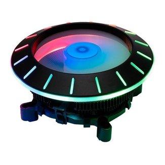Cooler Para Processador Mancer F50 Rainbow RGB, MCR-F50R-01