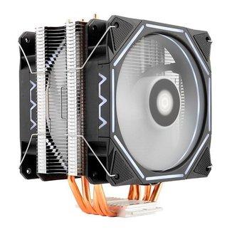 Cooler para Processador Pichau Corax C/2 Fans Led  PG-CR2-WHITE