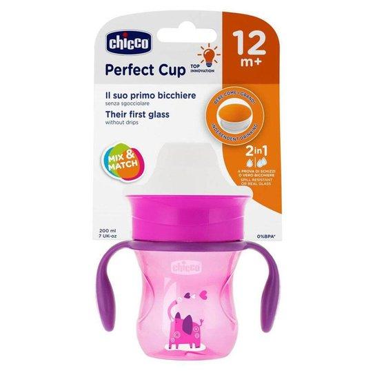 Copo 360 Perfect Cup 12m+ Rosa - Rosa