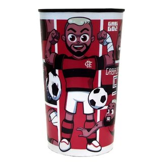 Copo Flamengo Ídolo Gabigolzinho UN