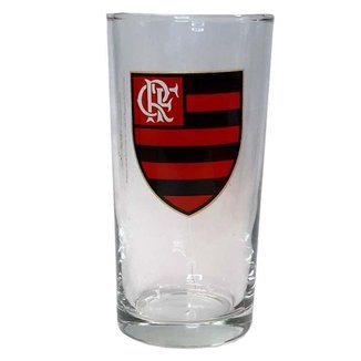 Copo Flamengo Long Drink 300 Ml