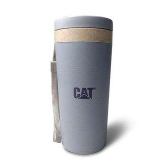 Copo Térmico Fibra Bambu Bebê  350ml  Caterpillar CAT