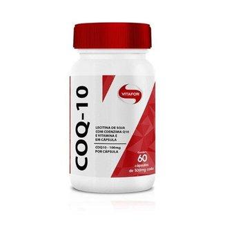Coq-10 60 Cáps de 500MG Vitafor