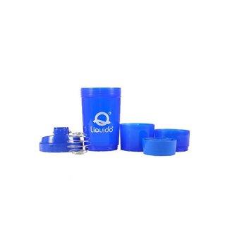 Coqueteleira de Shakes Blue - Azul - UNICO