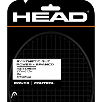 Corda Head Synthetic Gut Power 16l 1.30mm Set Individual