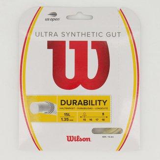 Corda para Raquete Wilson Ultra Synthetic