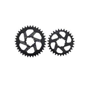 Coroa Engrenagem Únic Bicicleta Dekas DirectMount OffSet 6mm