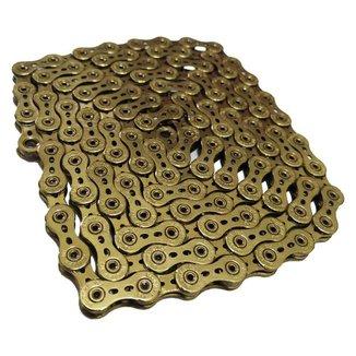 Corrente de Bicicleta Taya Onze 11v Dourada Mtb Speed