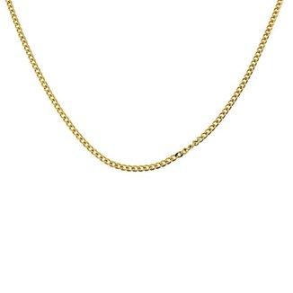 Corrente Em Ouro 10K Malha Grumet 60cm - CR20476