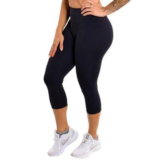 Corsário básico feminino fitness Selene