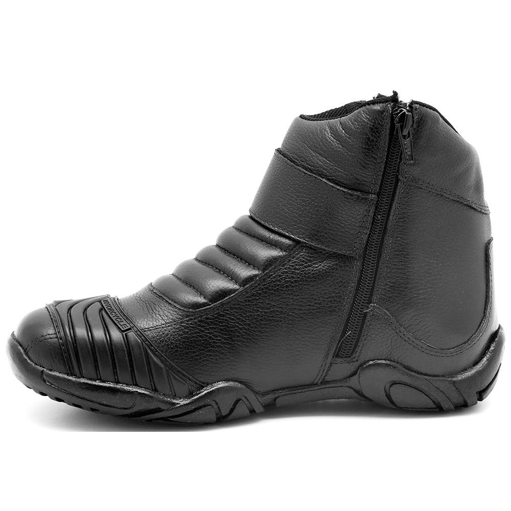 Preto Atron Motociclismo Preto Coturno Shoes Shoes Motociclismo Atron Coturno OUf8nf