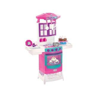 Cozinha Infantil Meg Doll