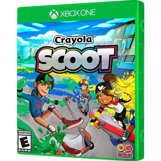 Crayola Scoot - Xbox-One