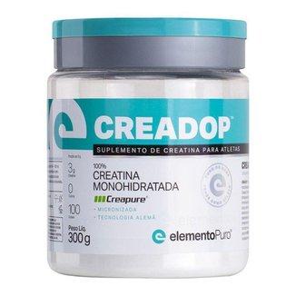 Creadop Creapure Creatina Monohidratada Elemento Puro 300g