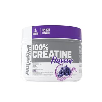 Creatina 100% Flavour 300g - Atlhetica Nutrition
