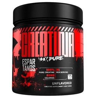 Creatina 100% Pure Espartanos - 100 GR