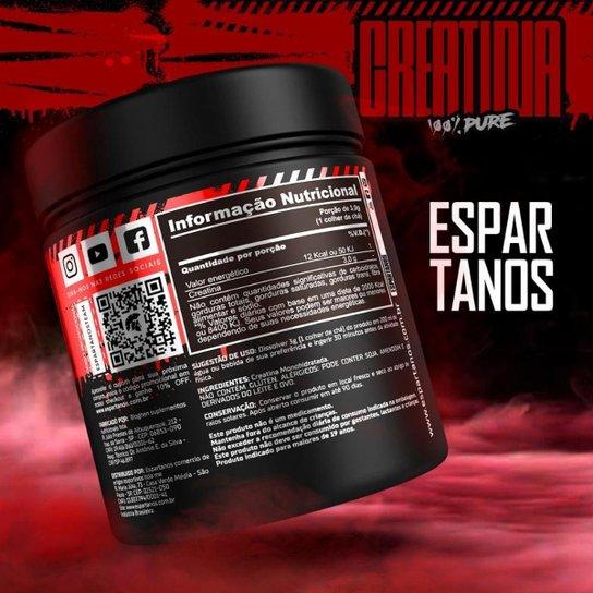 Creatina 100% Pure Espartanos - 100 GR -