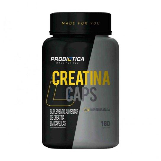 Creatina 180caps - Probiotica -