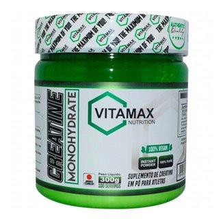 Creatina 300g 100% Pura - Original Vitamax Nutrition