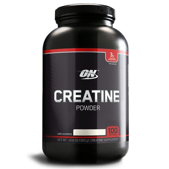 Creatina 300g Black Line - Optimum Nutrition -