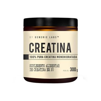 Creatina 300G - Generic Labs