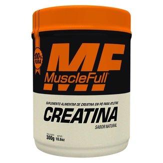 Creatina - 300g Natural - MuscleFull