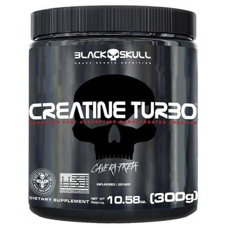 Creatina Black Skull Turbo 300g