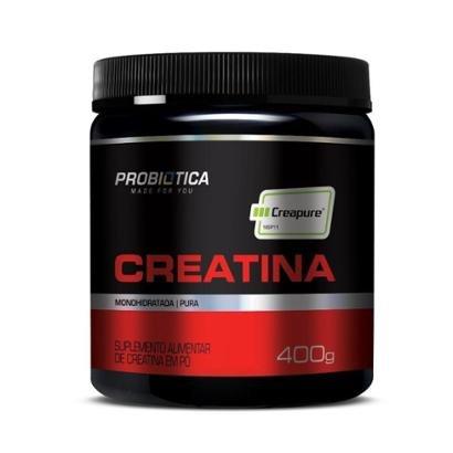 Creatina Creapure 400g – Probiótica