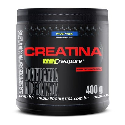 Creatina Creapure Professional 400 g – Probiótica