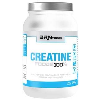Creatina Foods 100% 300 g - BRN Foods