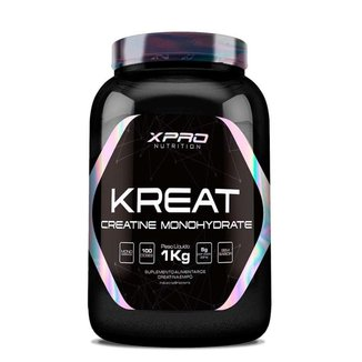 Creatina Kreat Monohidratada 1Kg - XPRO Nutrition