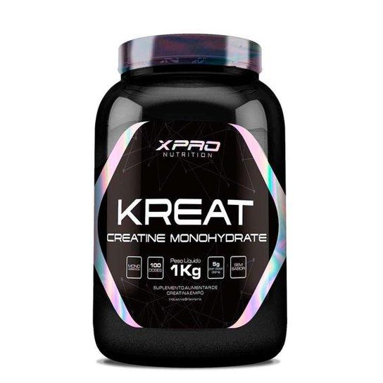 Creatina Kreat Monohidratada 1Kg - XPRO Nutrition -